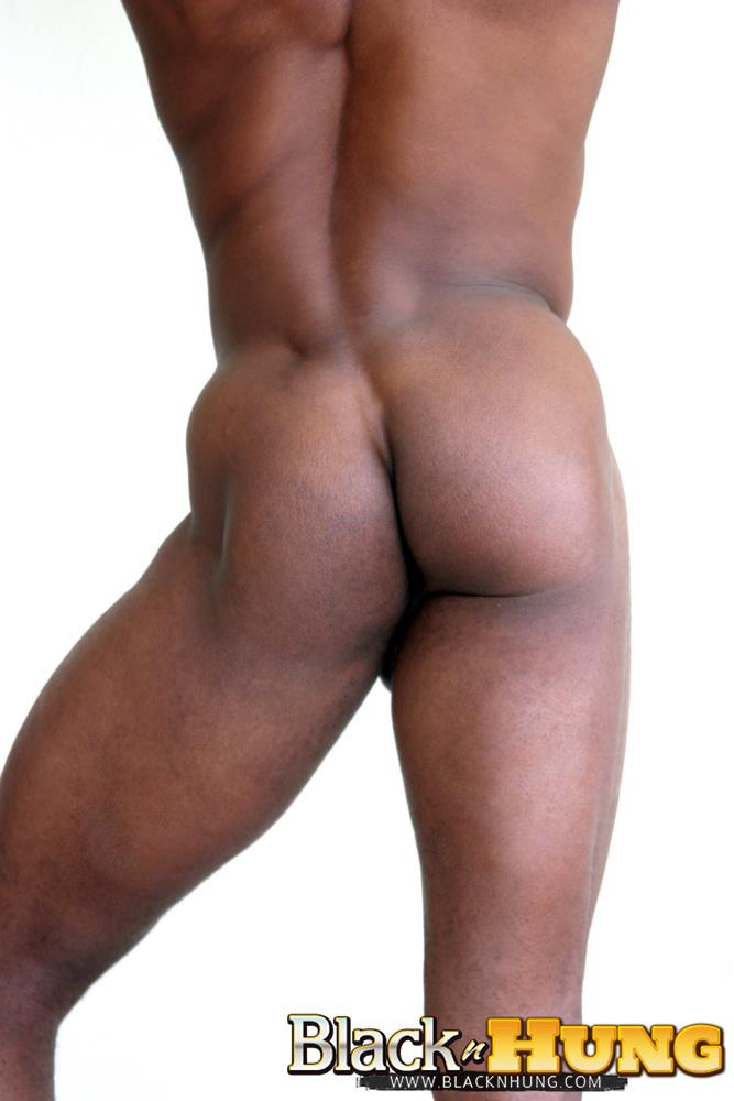 BlacknHung Marlone Starr Hung Black Guy Jerking His Big Black Cock Amateur Gay Porn 08 Amateur Black Muscle Hunk Marlone Starr Jerks His Big Black Cock