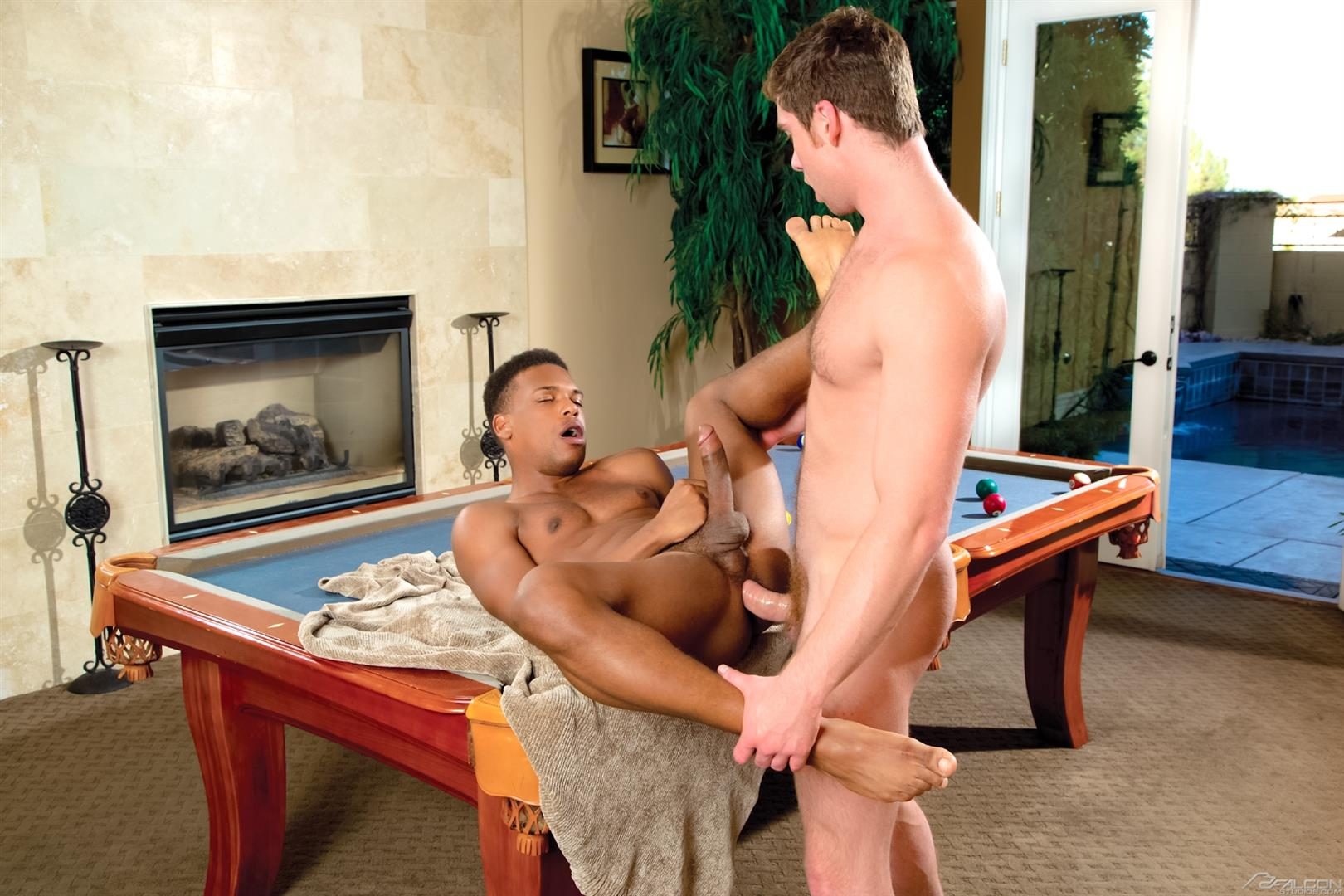 Falcon-Studios-Connor-Maguire-and-Adrian-Hart-White-Guy-Fucking-A-Black-Guy-With-A-Big-Cock-Amateur-Gay-Porn-13 Hunk Connor Maguire Fucking A Black Guy With A Huge Cock