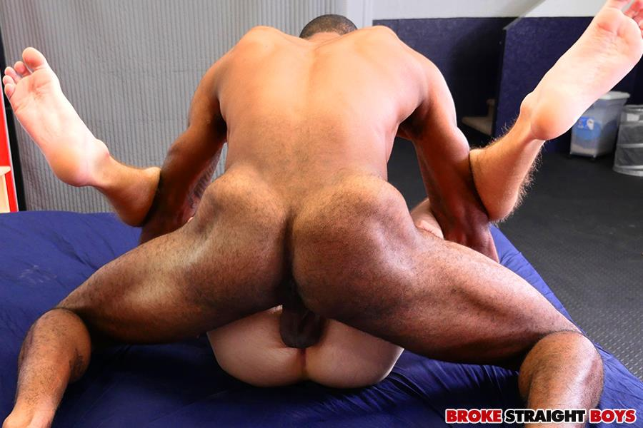 Broke-Straight-Boys-Brice-Jones-and-Chandler-Scott-Interracial-Bareback-Sex-Amateur-Gay-Porn-16 Straight White Boy Takes A Big Black Cock Up The Ass For Cash
