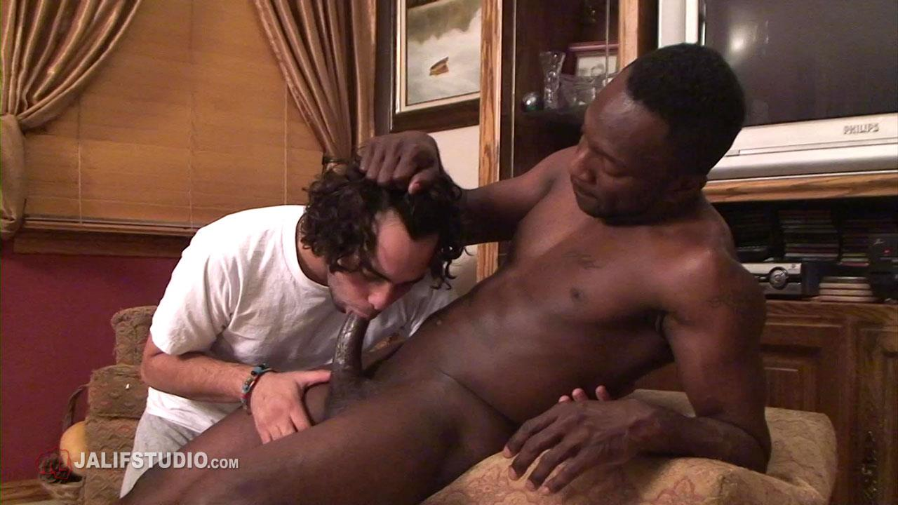 Jalif-Studio-Hot-Boi-and-Gabriel-Blue-Interracial-Bareback-Fucking-13 Big Thick Black Cock Bareback Fucking A Hairy White Boys Ass