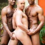 Lucas-Entertainment-Jackson-Radiz-and-Sean-Xavier-and-Adonis-Couverture-06-150x150 Jackson Radiz Gets A Double Dose Of Big Black Bareback Cock